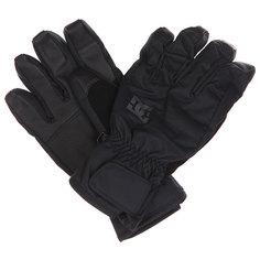 Перчатки сноубордические DC Seger Glove Anthracite