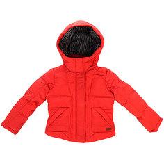 Куртка зимняя детская Roxy Baggy Times Bright Pink
