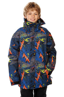 Куртка детская Quiksilver Mission Print Ghetto Hero