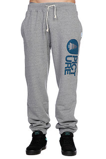 Штаны прямые Picture Organic Chill Men Pants Grey Melange