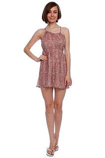 Платье женское Insight Goa Dress Dusty Pink