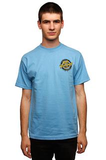 Футболка Santa Cruz Rob Face Carolina Blue