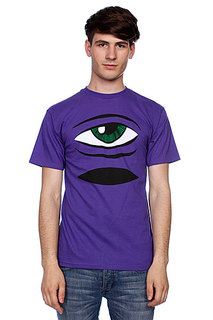 Футболка Toy Machine Sect Face Purple