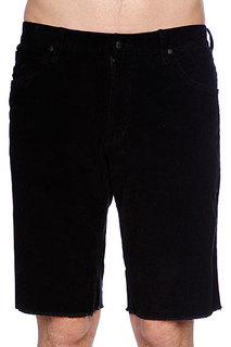 Джинсовые мужские шорты Fallen Cord Short Black