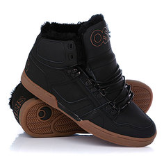 Зимние кеды Osiris Nyc 83 Shr Black/Black/Gum