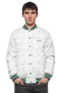Куртка бомбер Dekline Team Jacket Blue/White