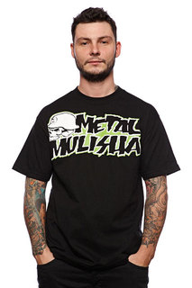 Футболка Metal Mulisha Corpo 2 Black/Green
