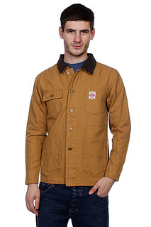 Куртка Huf Rail Coat Dust Camel