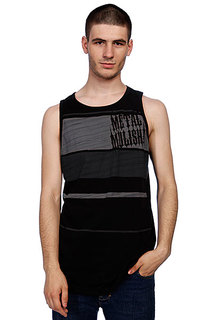 Майка Metal Mulisha Banded Tank Black