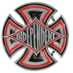 Пряжка Independent Diamond Cross Belt Buckletrinkets Mens