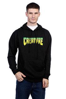 Кенгуру Creature Logo Pullover Black