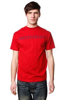 Футболка Independent Widower Cardinal Red