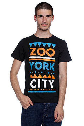 Футболка Zoo York Zyc Tribe Black