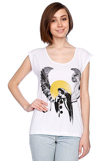 Футболка женская Insight Confused Angel Tee White