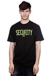 Футболка Creature Security Black