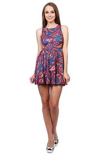 Платье женское Insight Satellite Dress Satellite Blue