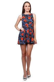 Платье женское Insight Secret September Dress Indigo Viney