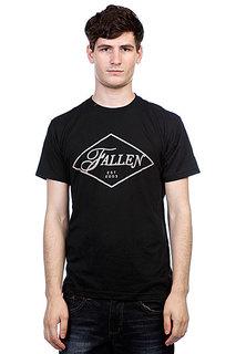 Футболка Fallen Graft Premium Black