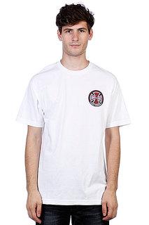 Футболка Independent Suspension Cross White