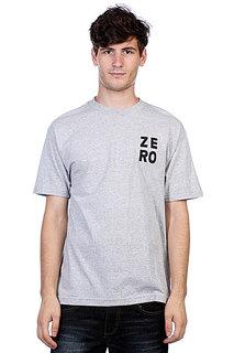 Футболка Zero Numero Grey
