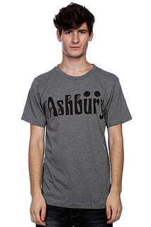 Футболка Ashbury Og Ashbury Heather Grey
