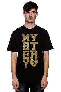 Футболка Mystery Varsity Black/Gold