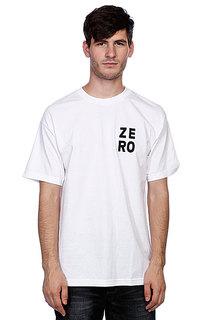 Футболка Zero Numero White/Black