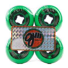 Колеса для скейтборда Oj Iii Bloodsuckers 3 Green Black 97A 60 mm