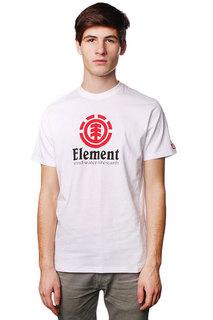 Футболка Element Vertical White