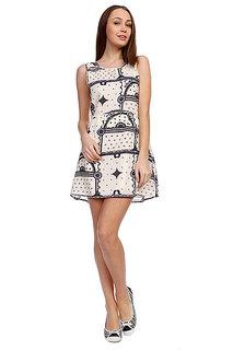 Платье женское Insight Mystic Bandana Dress Almond Bandana