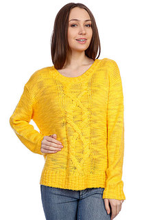 Свитер женский Insight Oxley Jumper Saffron
