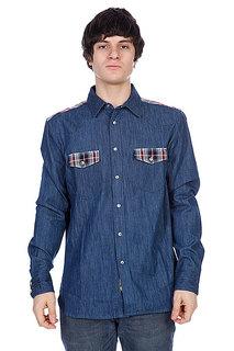 Рубашка Element Sudbury Indigo