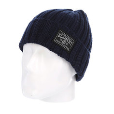 Шапка вязаная Element Counter Beanie Atlantic