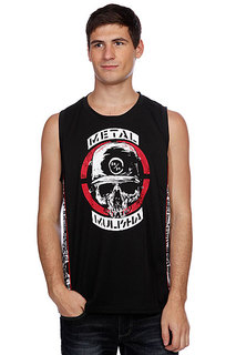 Майка Metal Mulisha Battleready Black
