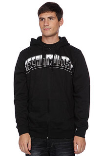 Толстовка Metal Mulisha Low Life Zip Fleece Black