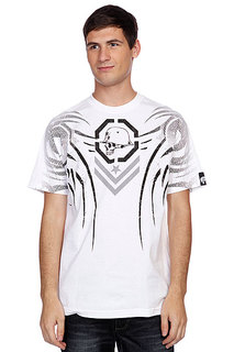 Футболка Metal Mulisha Babaluwar Tee White