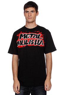 Футболка Metal Mulisha Blood Shed Tee Black