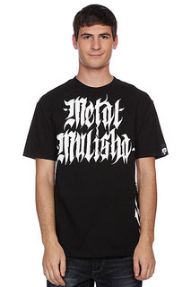 Футболка Metal Mulisha Chunk Black