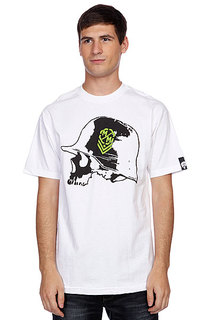 Футболка Metal Mulisha Collapse Tee White