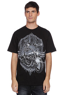 Футболка Metal Mulisha Dead Ride Black