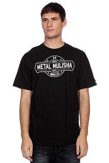 Футболка Metal Mulisha Routine Black