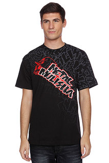Футболка Metal Mulisha Trained Tee Black