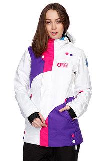 Куртка женская Picture Organic Pulp Jkt White