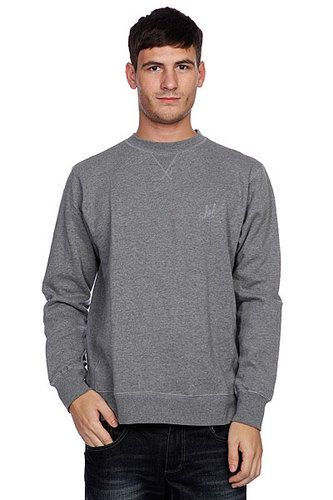 Свитшот Huf Cadet Premium Crew Gray Heather