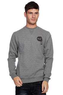 Свитшот Huf Native Crew Gunmetal