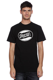 Футболка Huf Last Generation Tee Black