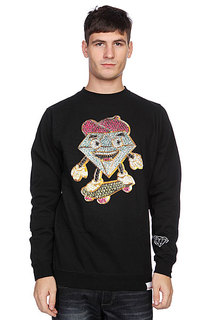 Толстовка Diamond Lil Cutty x Ben Baller Crewneck Black
