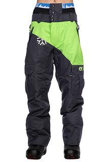 Штаны сноубордические Picture Organic Alaska Pant Grey