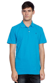 Поло Zoo York Premier Polo Aqua