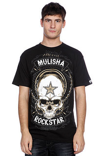 Футболка Metal Mulisha Skull Rs Black